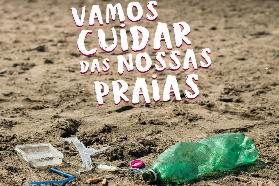 Sobre a Campanha da limpeza de Cachoeira Dourada Goiás.